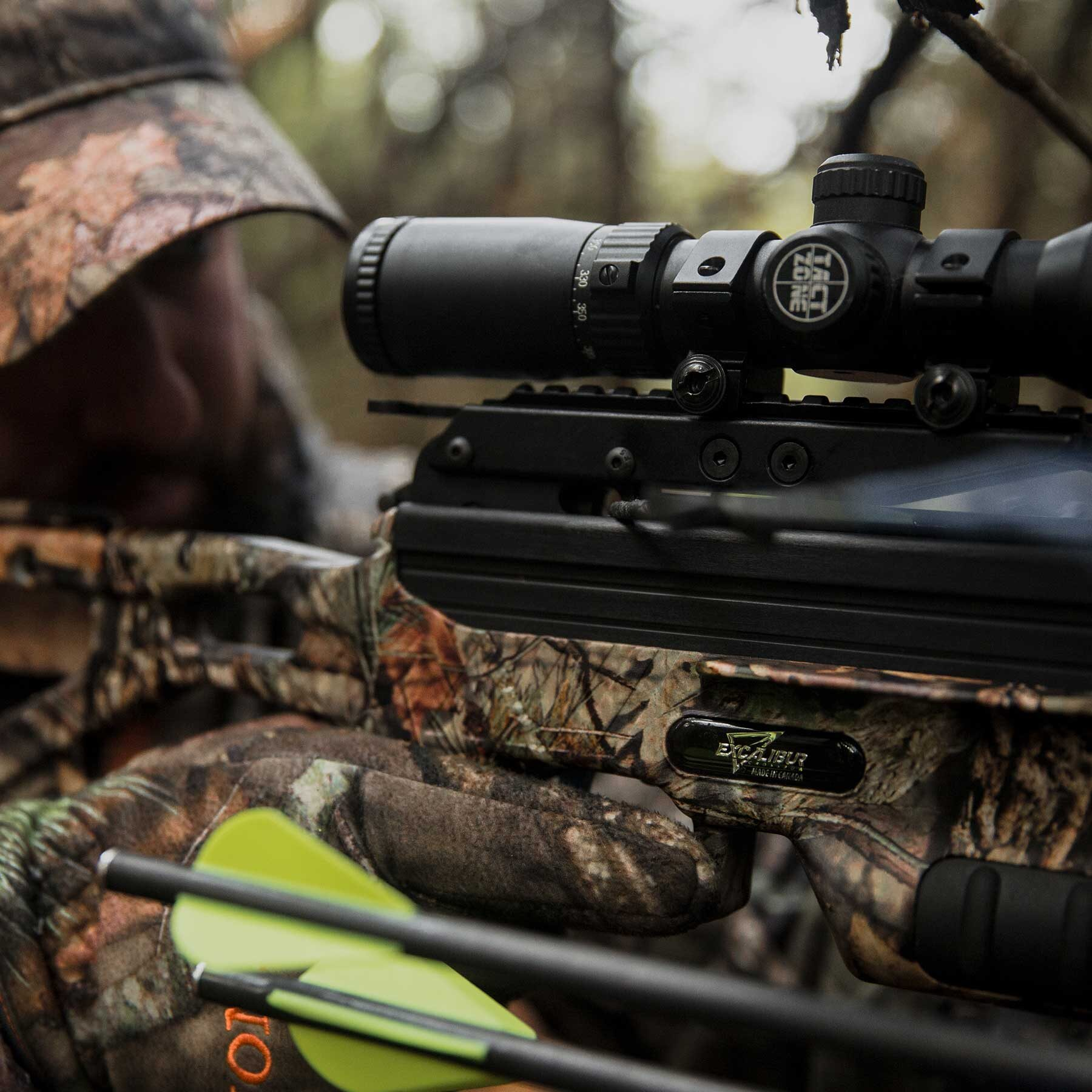 Micro 360TD crossbow in Breakup Country