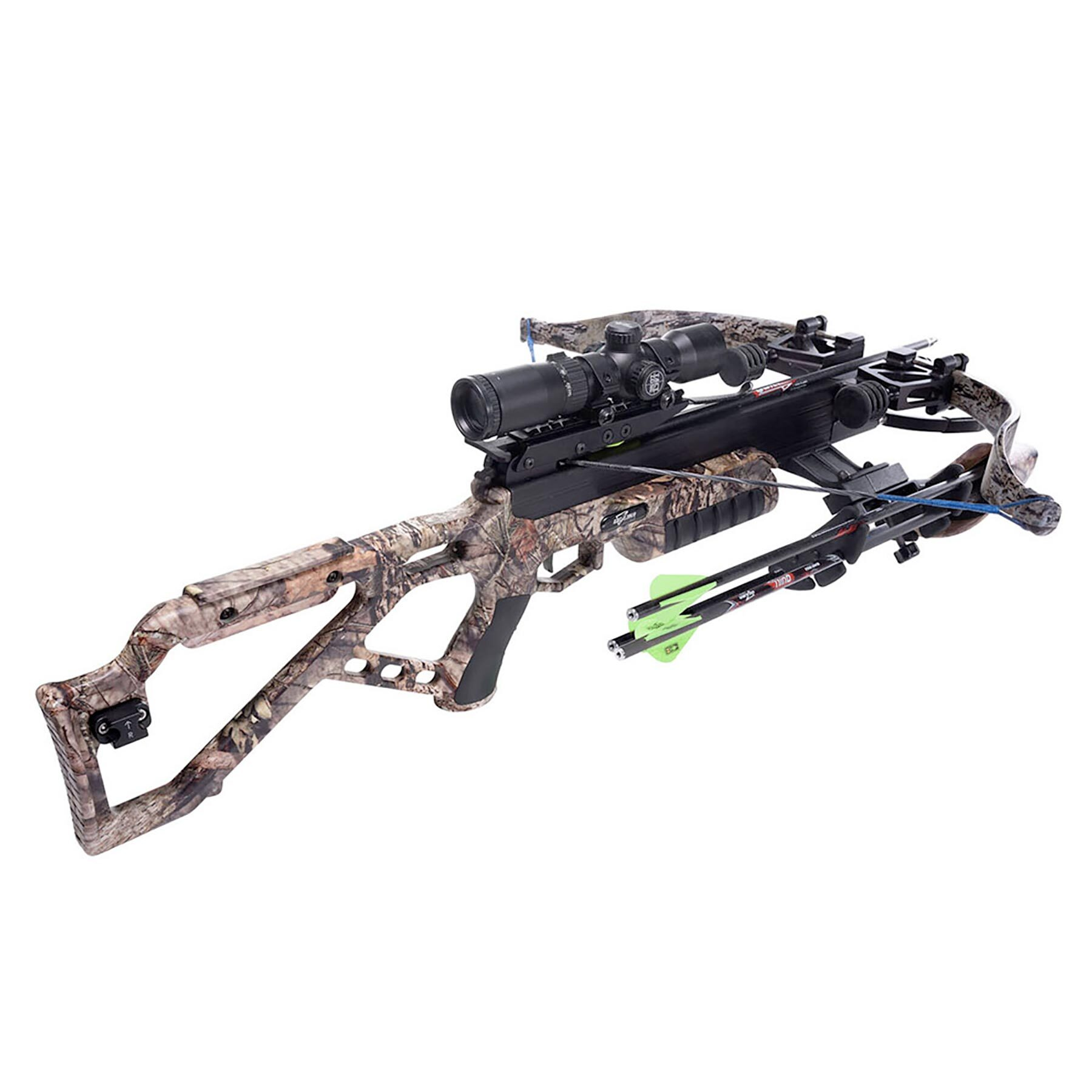 Micro 360 TD crossbow in Breakup Country camo