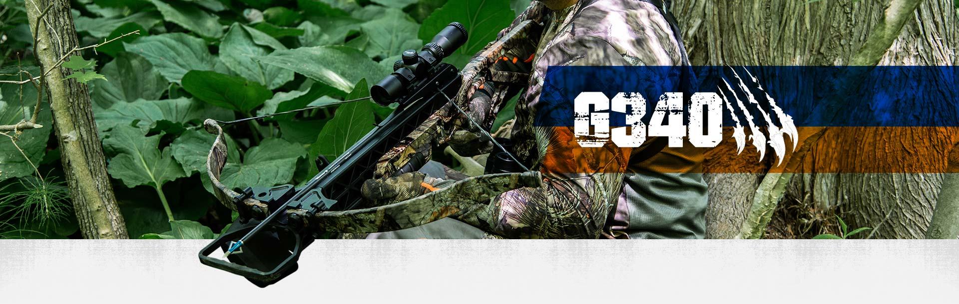Excalibur G340 crossbow in camo