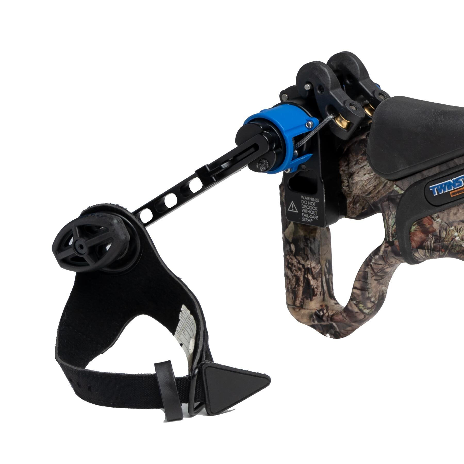Charger EXT External crossbow crank with FailSafe strap