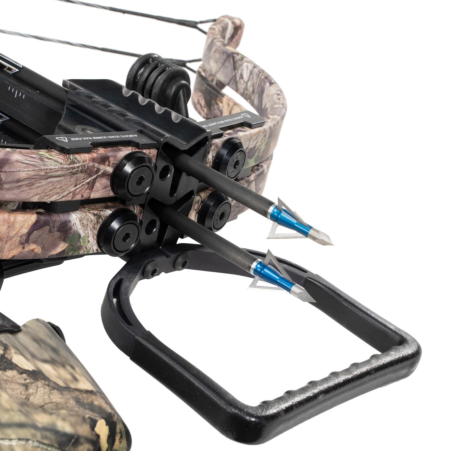 TwinStrike crossbow in Breakup Country camo