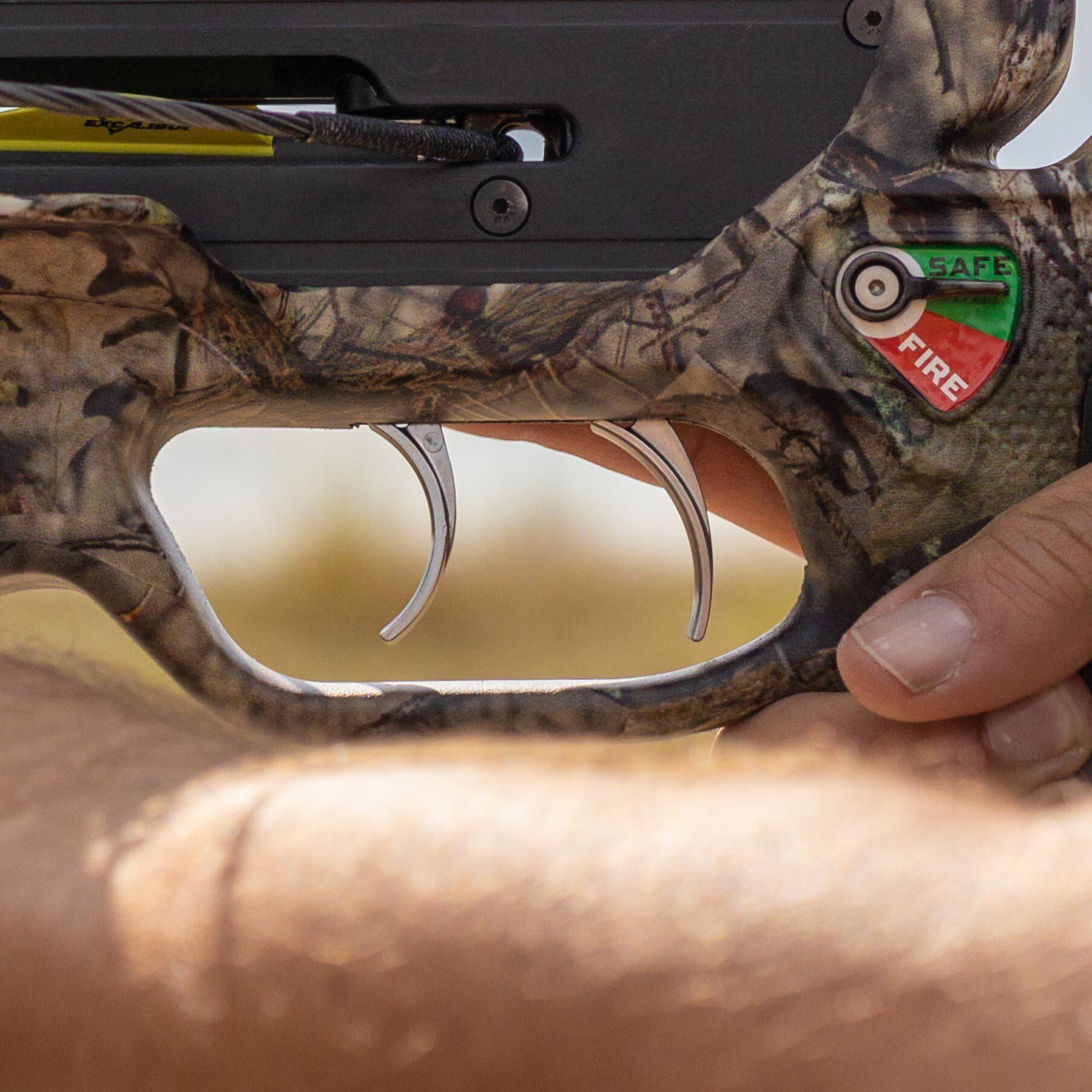 TwinStrike DualFire two triggers