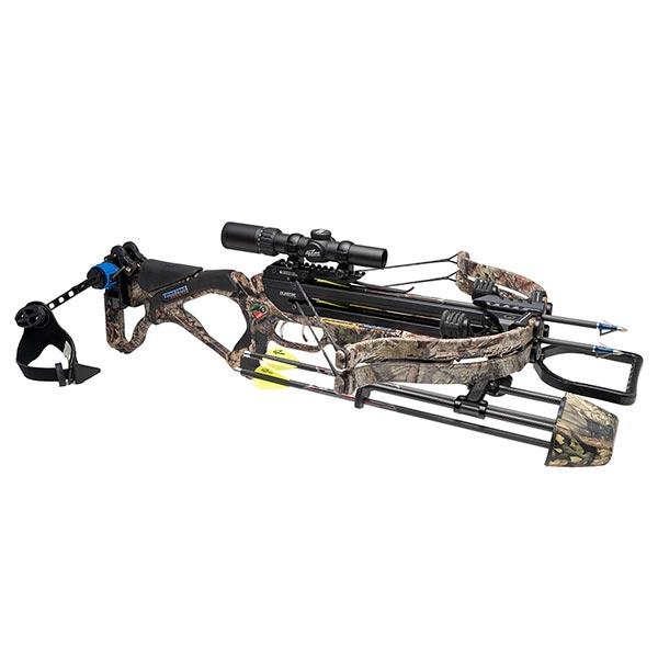 TwinStrike crossbow in Breakup Country camo pattern