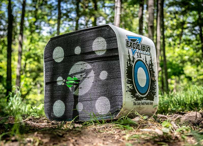 Crossbow Block Target