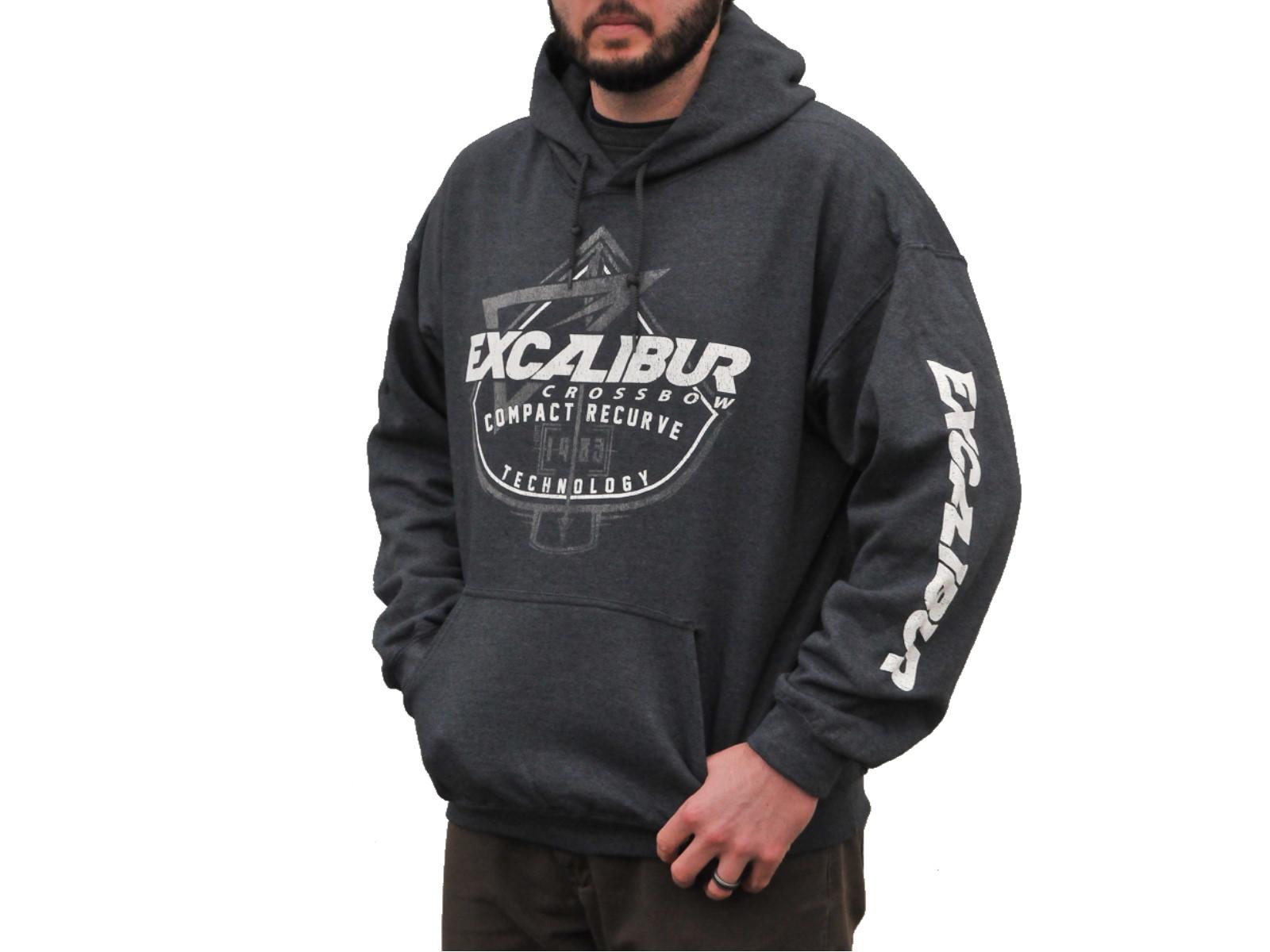 Excalibur Hoodie (Grey)