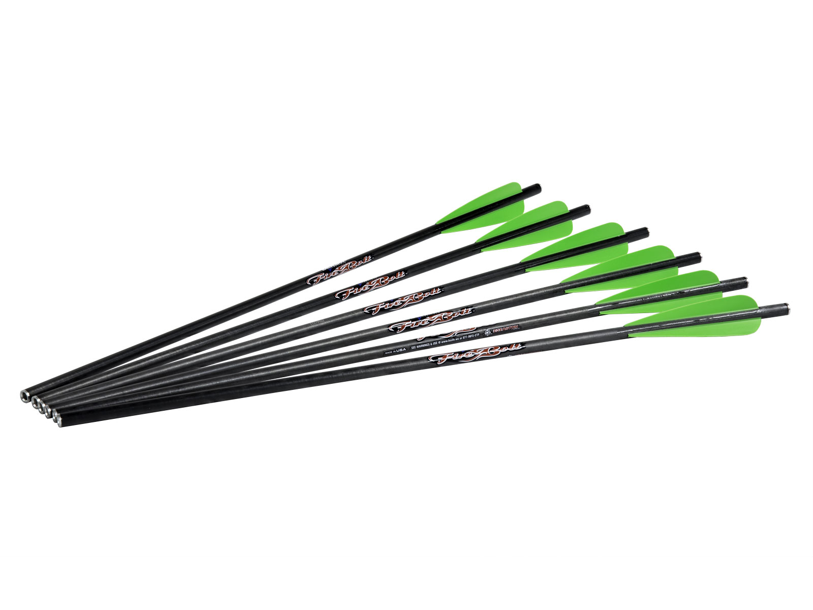 Firebolt Carbon Arrow 6pk