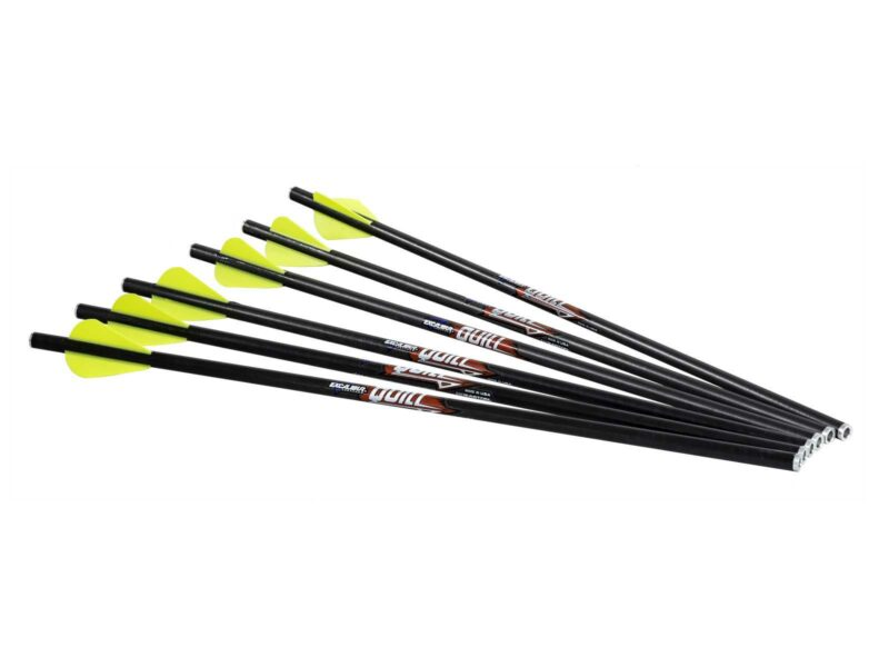 Quill 16.5 Carbon Arrow 6pk