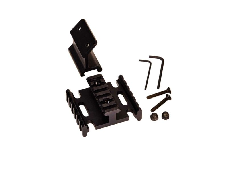 Tac Bracket With Quiver Attachment